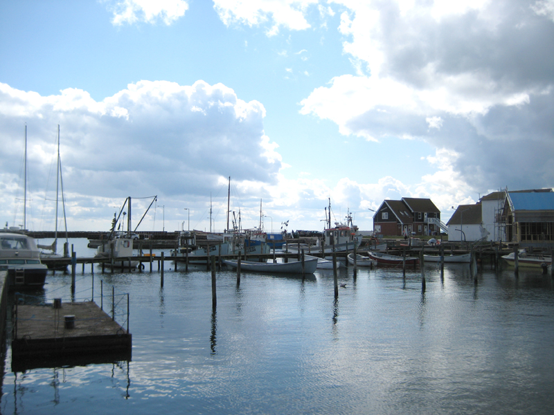 Port de Klintholm