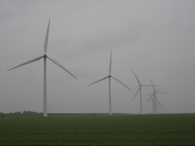 Eoliennes Sylt